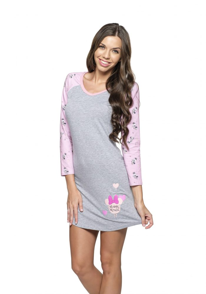 Dámska nočná košeľa CIRILLA MINNIE značky Poppy Lingerie.