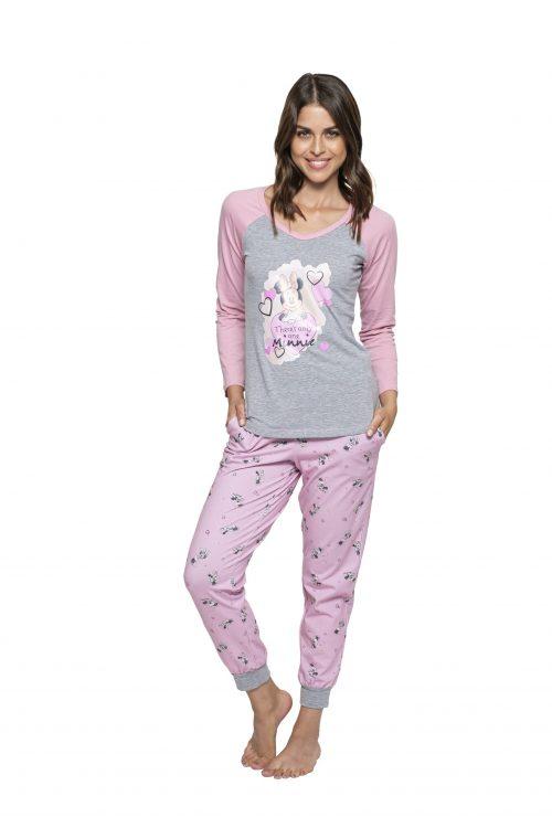 Dámske pyžamo s motívom Minnie značky Poppy Lingerie.