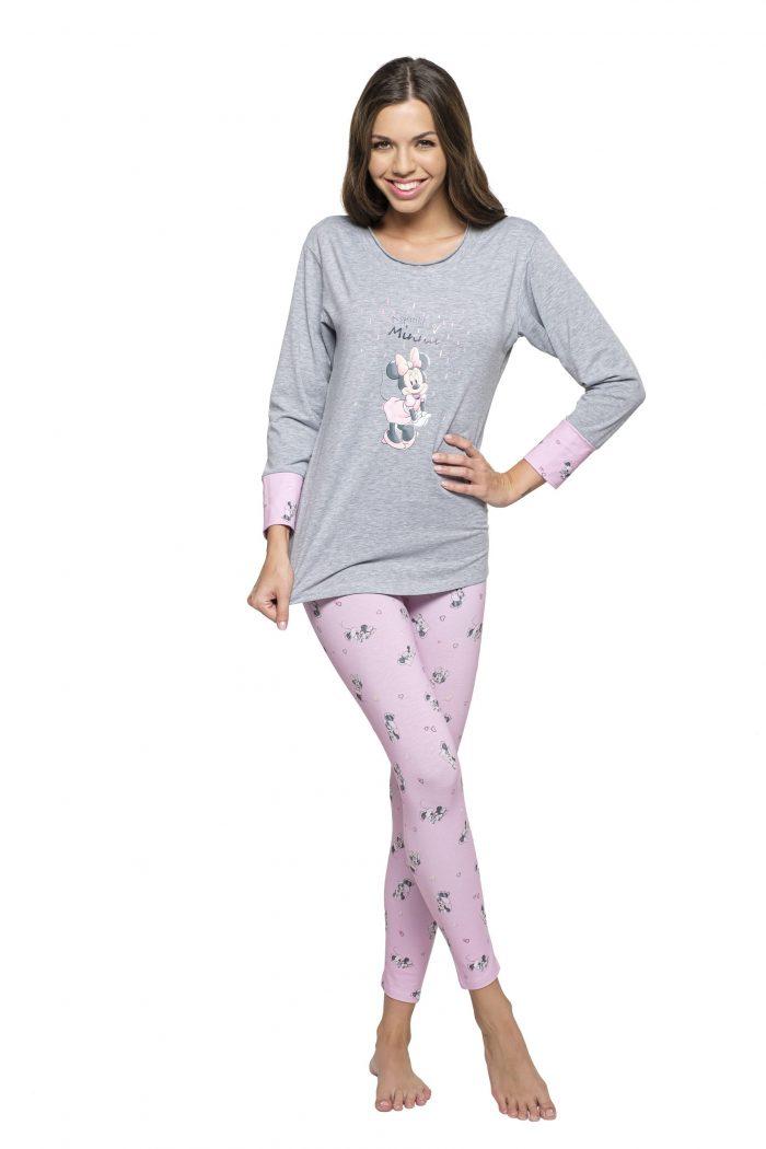 Dámske pyžamo MADELINE MINNIE značky Poppy Lingerie.
