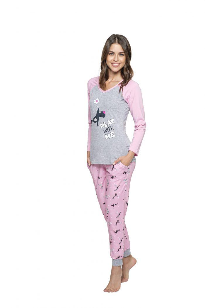 Dámske pyžamo KYRA PES značky Poppy Lingerie.