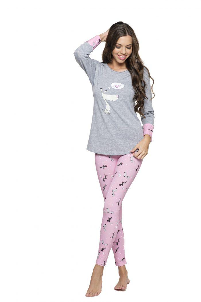 Dámske pyžamo MADELINE PES značky Poppy Lingerie.