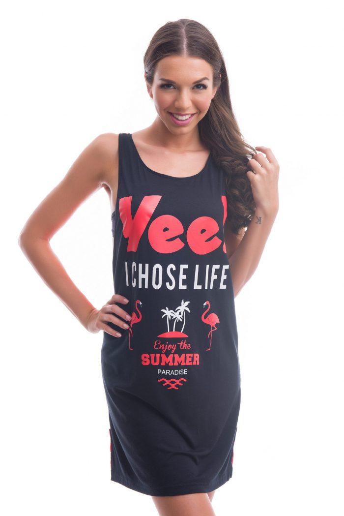 Dámske plážové šaty značky Poppy.
