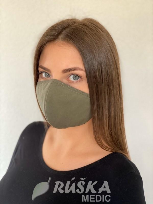 Ochranné rúška na tvár s filtrom