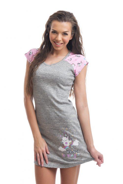 Dámska nočná košeľa CIRILLA UNICORN