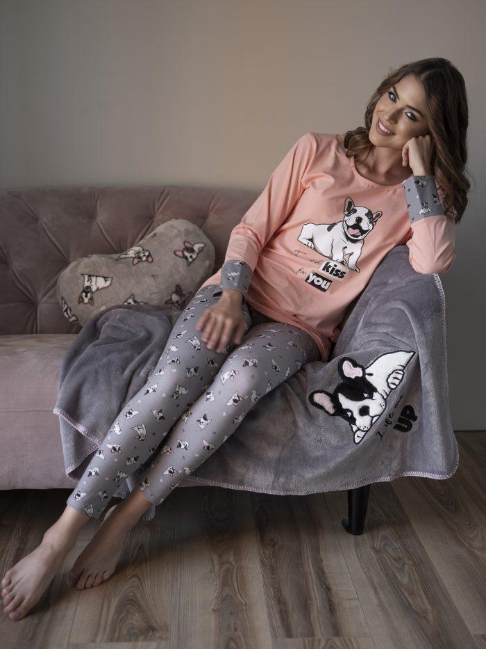 Dámske pyžamo Amina - 01 Dámske pyžamo Amina - 01