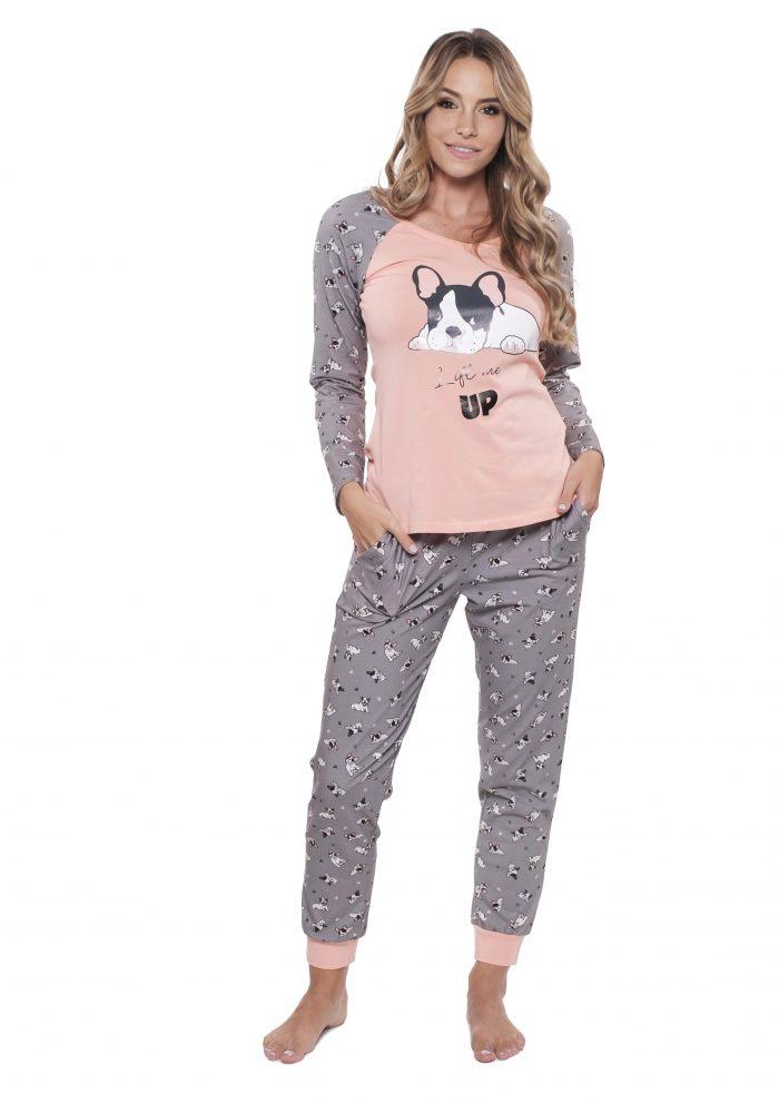 Dámske pyžamo KYRA - 01|Dámske pyžamo AMINA - 01 (Kópia)