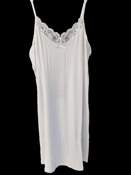 Dámska nočná košeľa LINDA WHITE|Dámska nočná košeľa LINDA WHITE