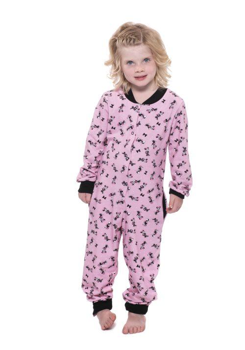 Dievčenský pyžamový overal MINNIE