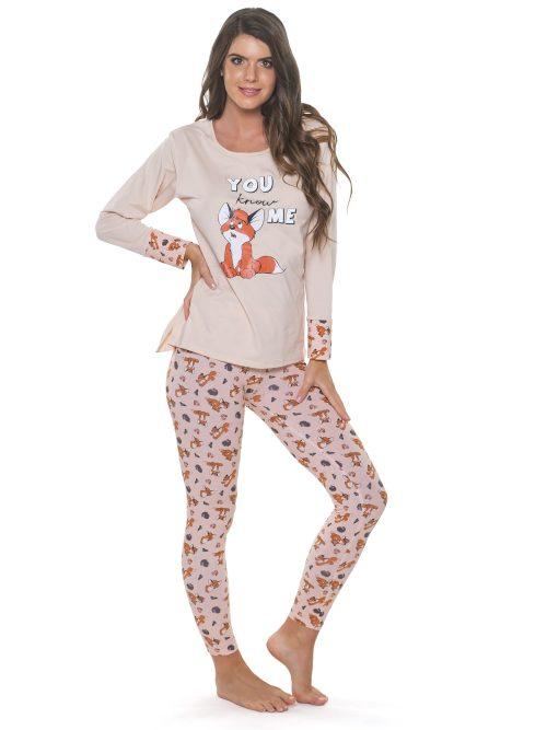 Dámske pyžamo MADELINE FOX|Dámske pyžamo MADELINE FOX